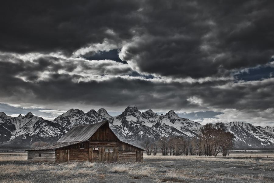 The Barn - Grand Tetons