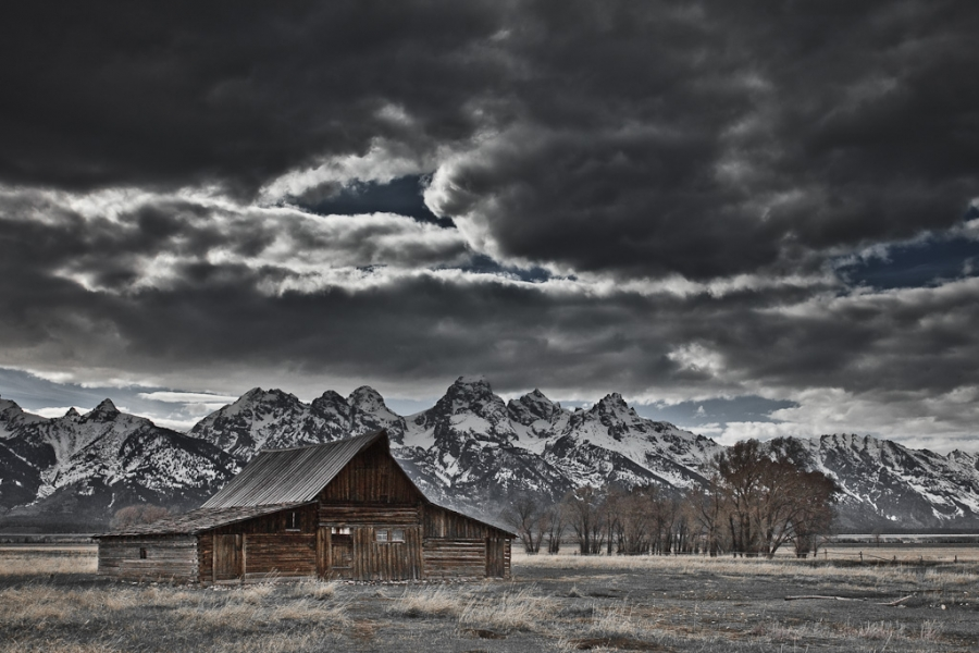 The Barn - Grand Tetons