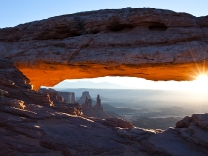 Mesa Arch - 5D-10593
