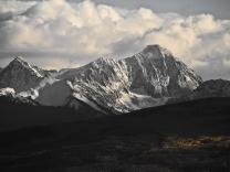 Capital Peak and Mt. Daly